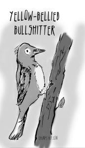 bullshitbirdBW